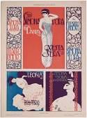 1910s MODELLI D'ARTE DECORATIVA MILANO Print TERZI