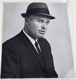 1960s Original CARL BAKULA Dayton's Photo MAD MEN LOOK