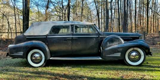 1939 Cadillac V-16 Series 90