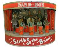 Chicago Band Box - original with several breaks in