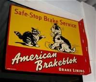 Brakeblok Adv. Sign