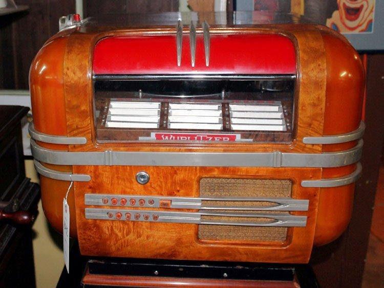 Wurlitzer 41 | National Jukebox Exchange