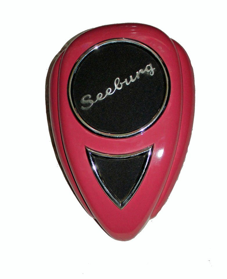 Seeburg Teardrop Speaker