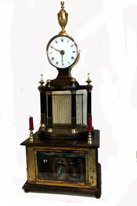 Bayer Swiss Automaton Clock