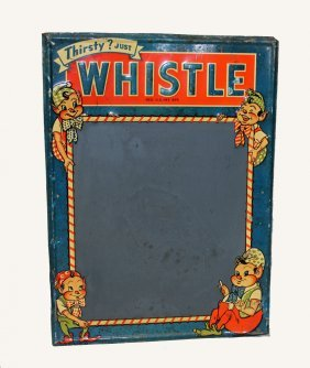 Whistle Message Board