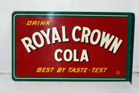 Royal Crown Cola Flange