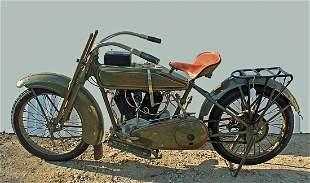 1915 Harley Davidson