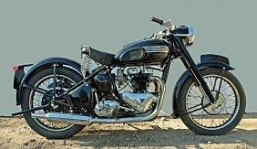 1953 Triumph