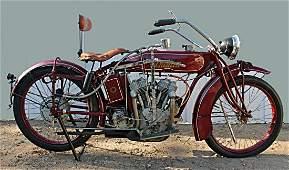 1921 Indian Powerplus