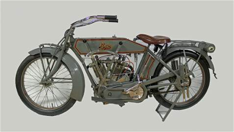 1916 Pope Motorcycle