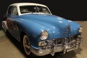 1947 Frazer Sedan
