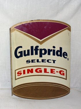 Gulfpride Select Motor Oil