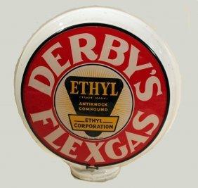 Derby's Gas Globe
