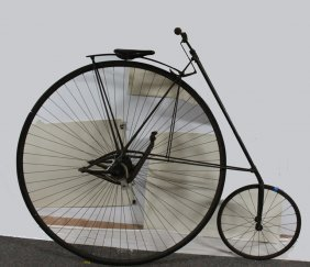 Star Big Wheel Bicycle