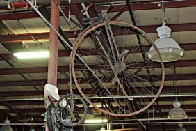 Big Wheel Bicycle