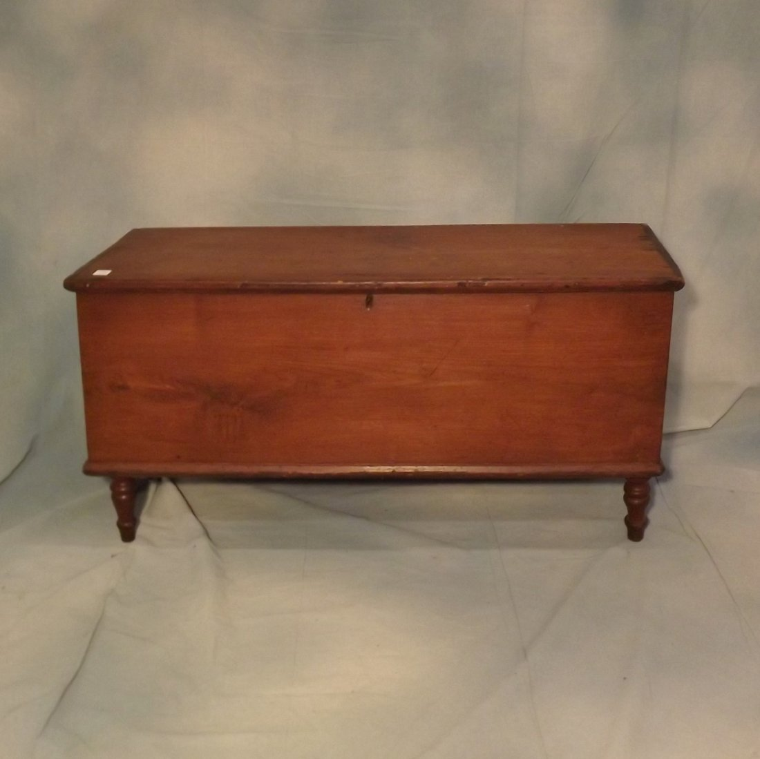 """Primitive Blanket Chest - 43.5"""" wide x 21.5"""" tall x 16"""""""