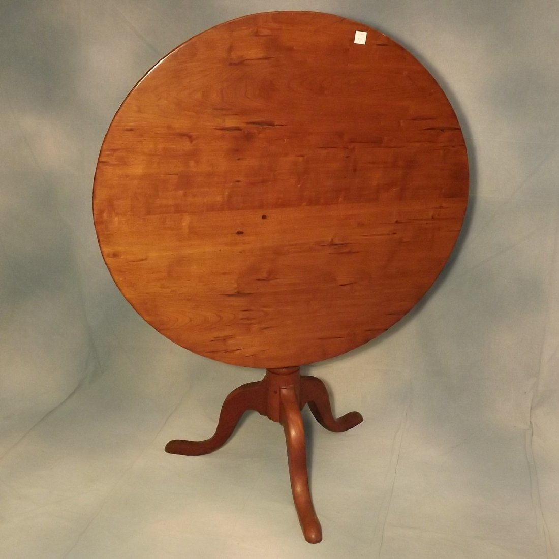 Early 19th Century Period Southern Cherry Queen Anne