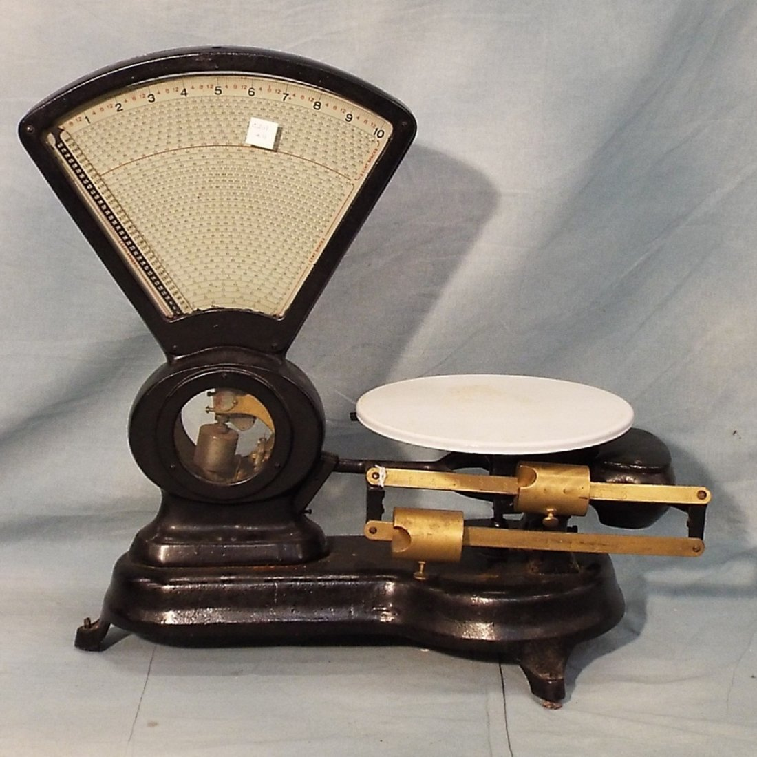 Antique Scale Made in The USA by Toledo