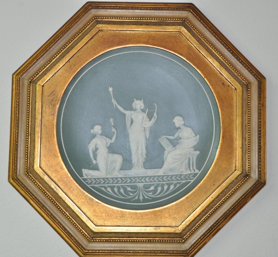 A fine 18th century porcelain wedgwood