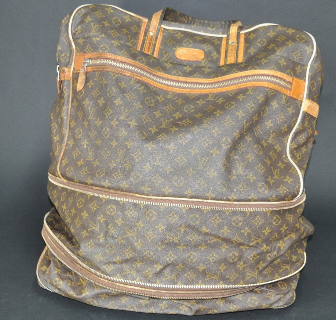 A Louis Vuitton Travel Luggage bag