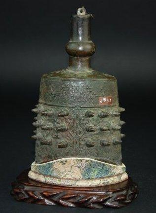 A Rare Western Zhou bronze bell