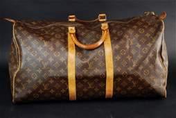 A Vintage Louis Vuitton Travel Luggage bag MI881