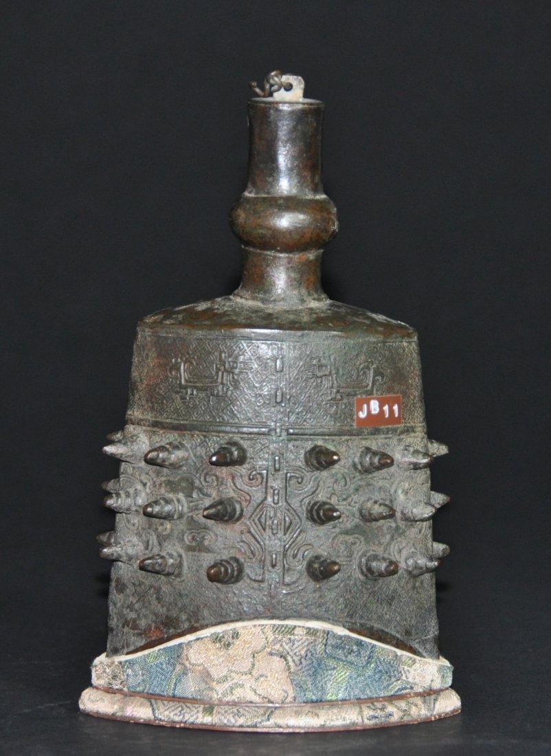 A Fine and Rare Western Zhou bronze bell