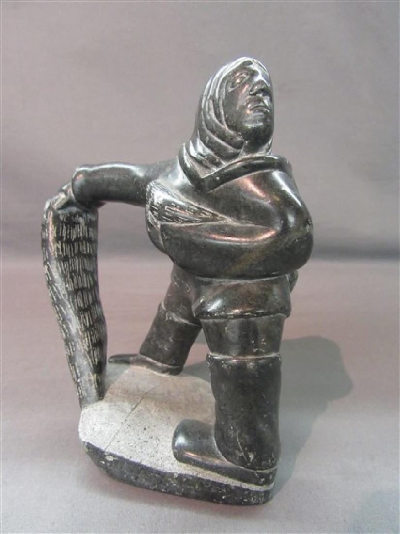 Johnny Joe Inuit Carving