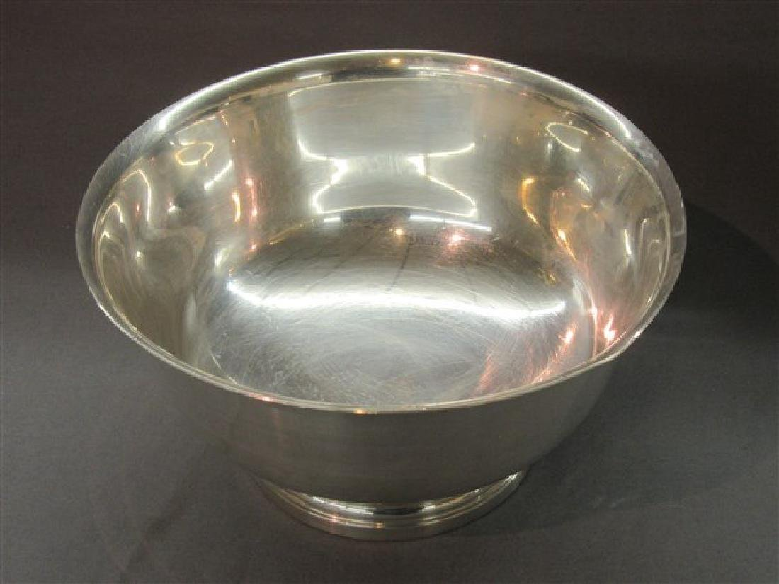 Preisner Sterling Silver Bowl - 3