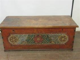 Antique Balinese Marriage Chest