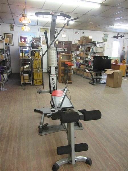 Bowflex Blaze - Workout Equipment