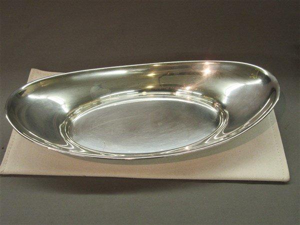 Gorham Sterling Silver Bread Bowl