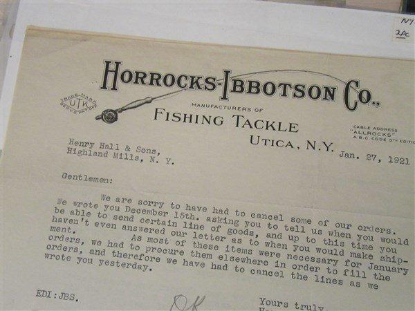 Fishing Related Paper Ephemera - 7