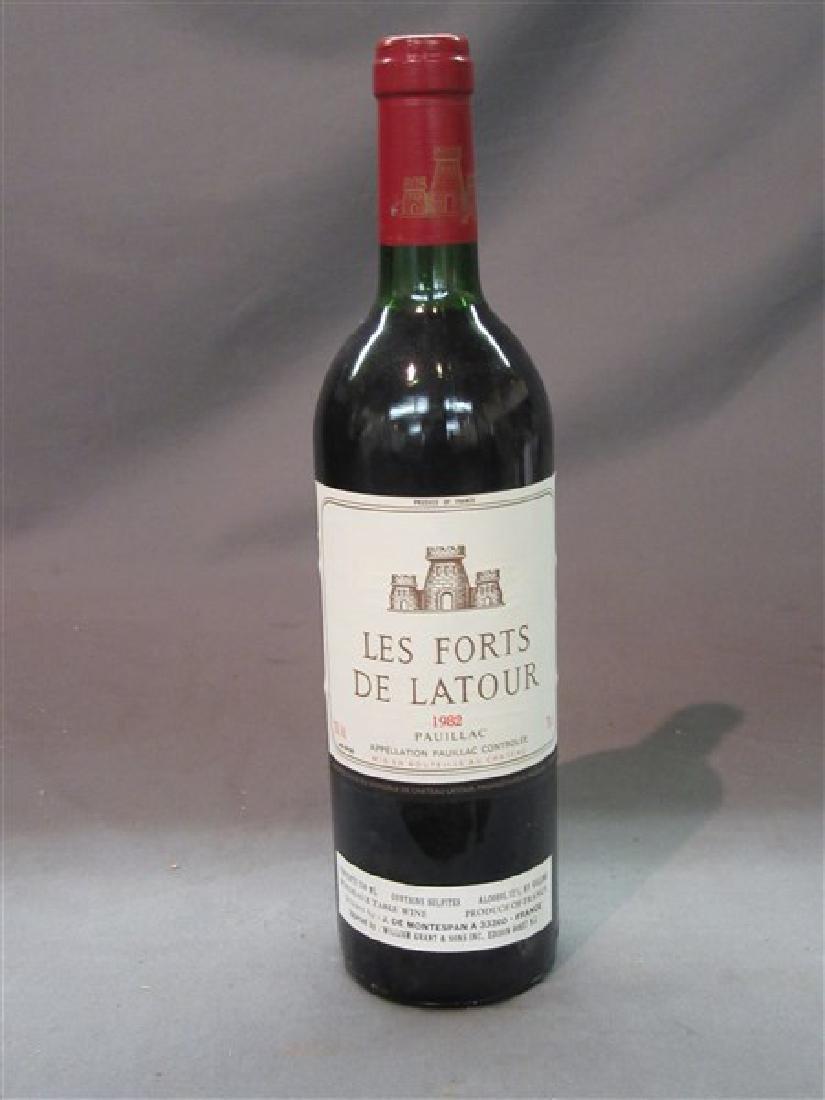 Les Forts De Latour 1982 Pauillac