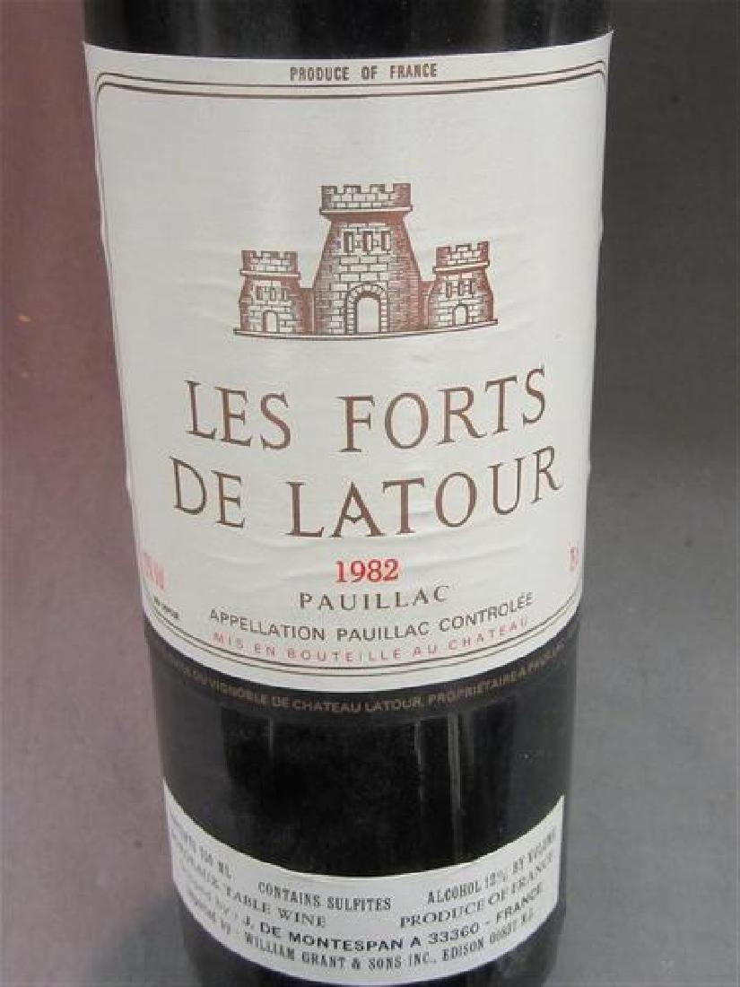 Les Forts De Latour 1982 Pauillac - 3