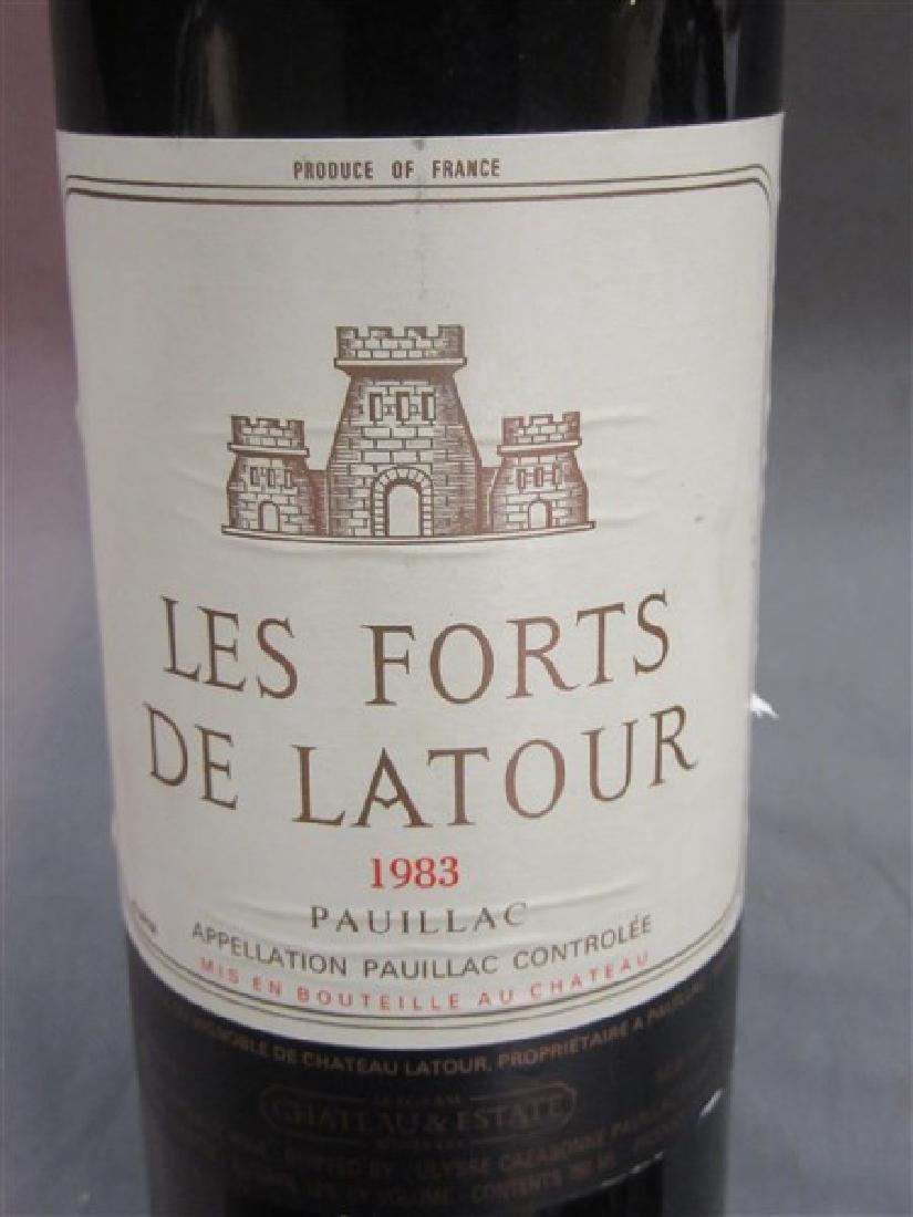 Les Forts De Latour 1983 Pauillac - 2