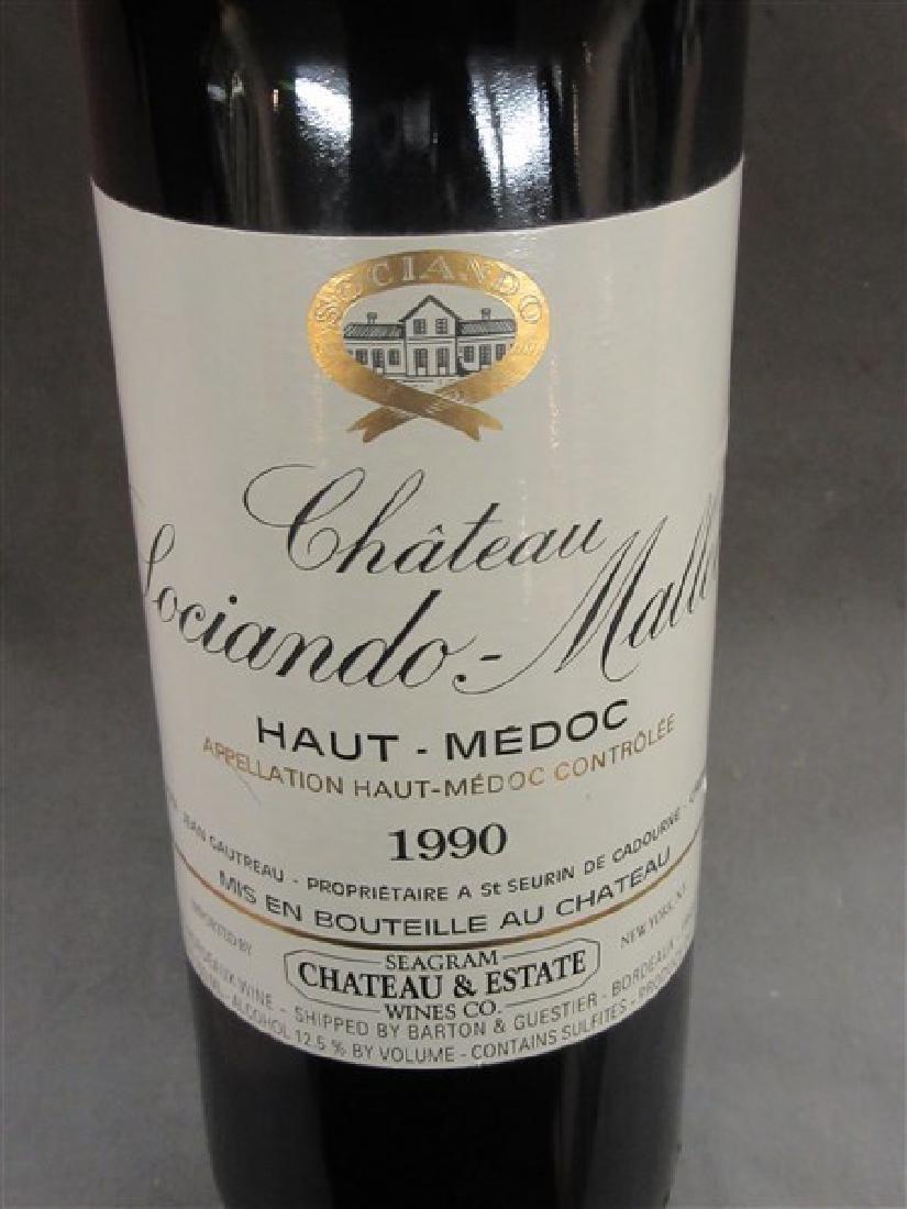 1990 Chateau Sociando Mallet - 2