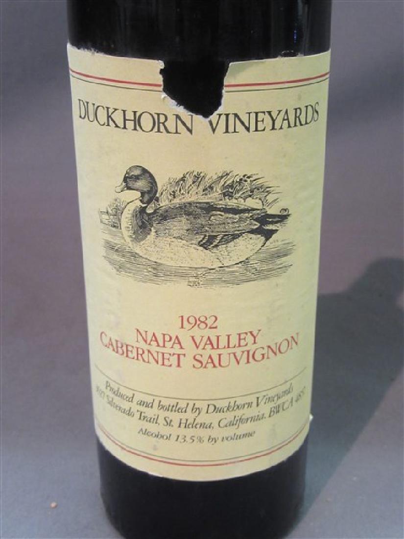 Duckhorn Vineyards 1982 Napa Valley Cabernet Sauvignon - 2