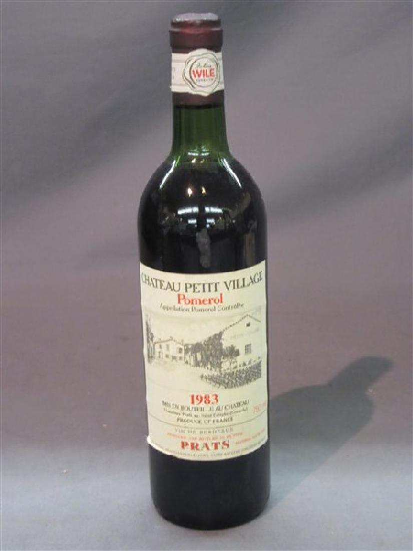 1983 Chateau Petit Village Pomerol