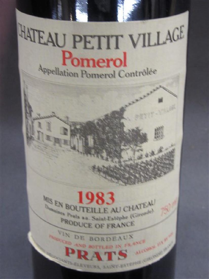 1983 Chateau Petit Village Pomerol - 2