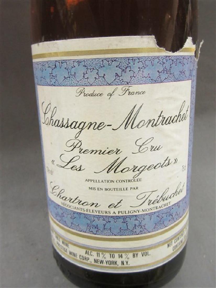 1987 Chassagne Montrachet Premier Cru Le Morgeots - 2