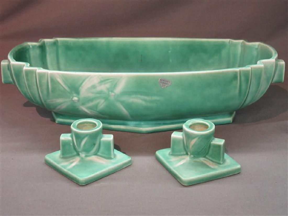 Roseville Pottery Dawn 318-14
