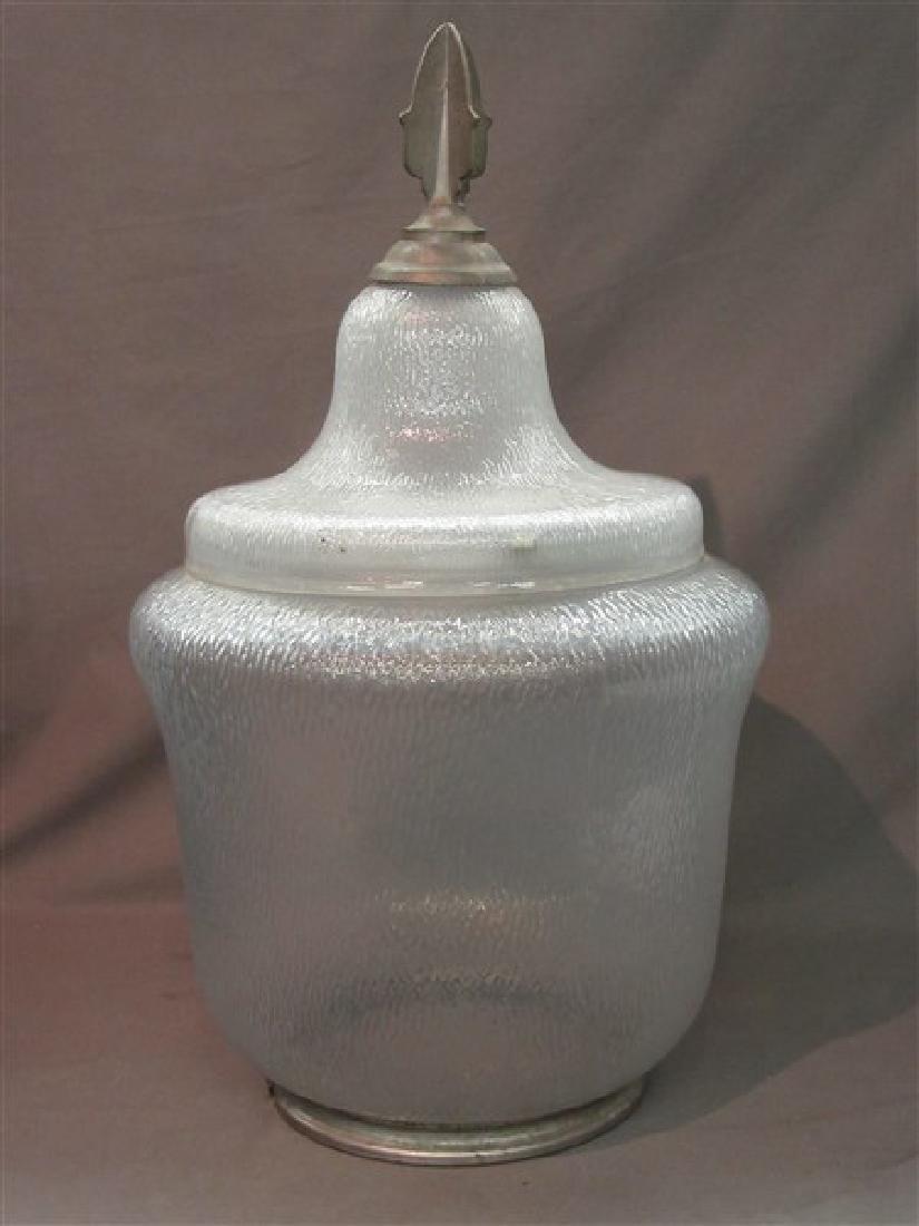 Art Deco Street Lamp Shade - 2