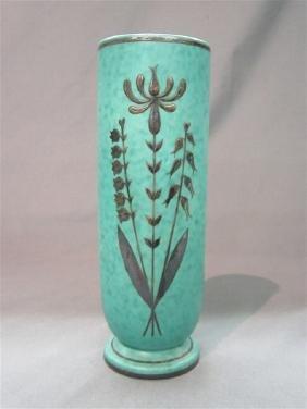 Gustavsberg Argenta Vase, Sweden