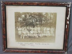 Huntington Amityville Baseball Club Photo 1914