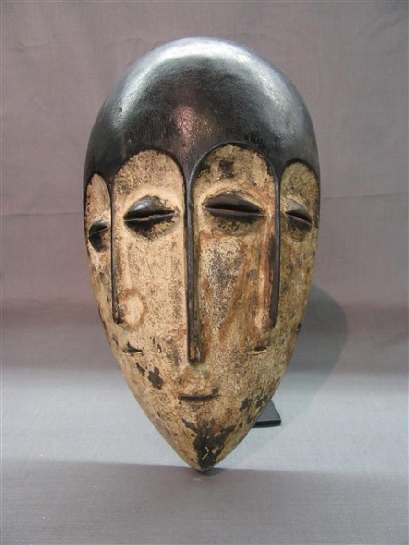 African Lengola Mask