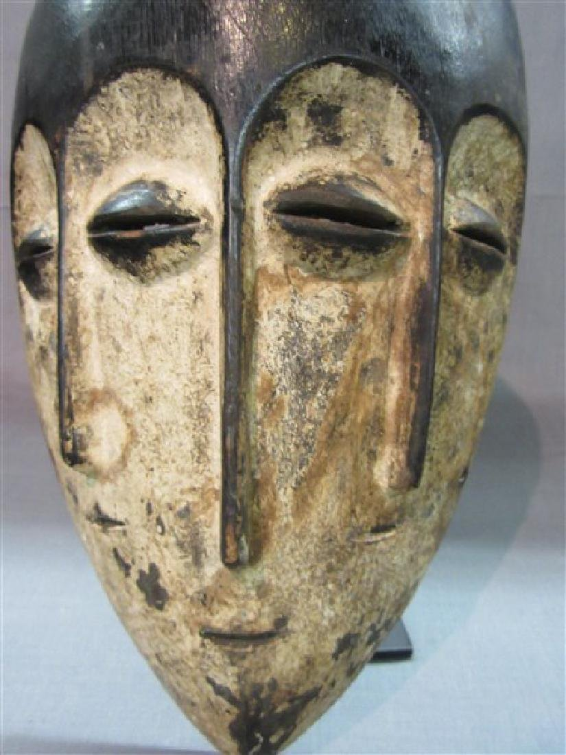 African Lengola Mask - 3