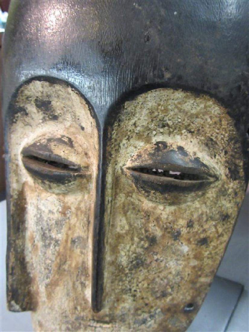 African Lengola Mask - 4