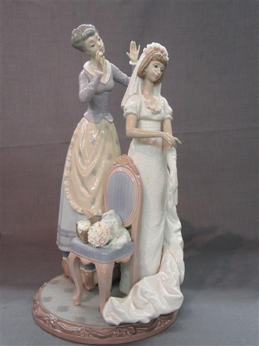 """Lladro 1494 """" My Wedding Day"""""""