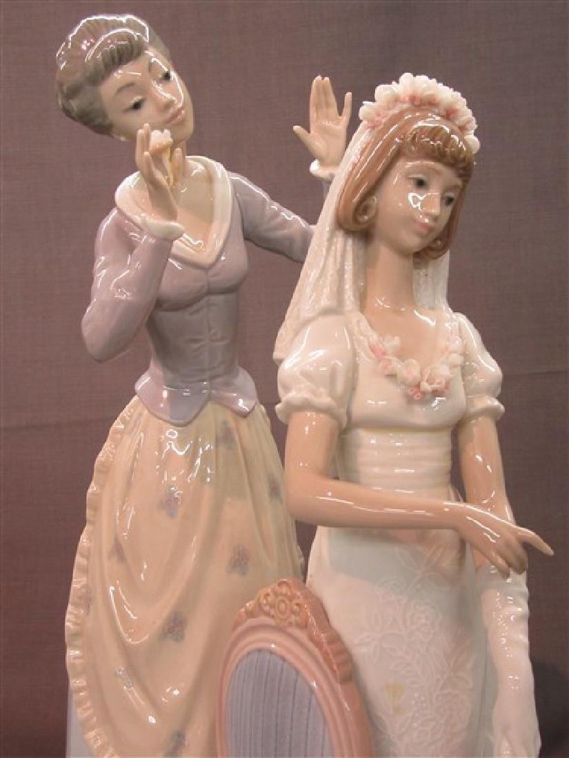 """Lladro 1494 """" My Wedding Day"""" - 2"""